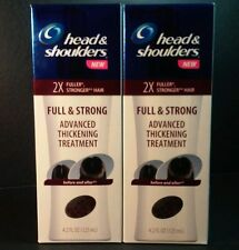 2X Caffeine Advanced Hair Thickening Treatment by Head and Shoulders Full Strong