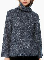 NWT KATE SPADE Broome Street Chunky Cable Sweater Sz. S