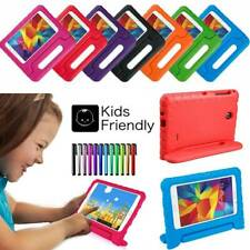 "Fr Samsung Galaxy Tab 4 7"" 8"" 10.1"" Kids Shockproof Handle Stand Back Case Cover"
