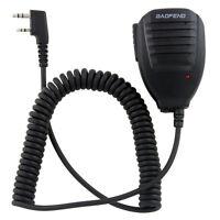 Handheld Speaker Mic Walkie Talkie Radio For BAOFENG UV-5R V2+ BF-F8+ WP970 888s