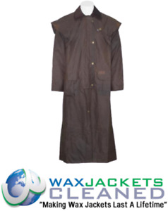Clean & Rewaxing Service for Toggi Wax Jackets All Makes All Sizes All Colours