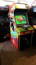 Atari Radikal Bikers Stand Up Video Arcade Game