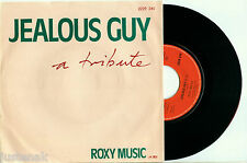 ROXY MUSIC 'Jealous Guy (Lennon) To Turn You on' 1981 HOLLAND PS NM VINYL 7""
