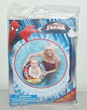 Kids Ride-In Float Seat Ages 0-3 Marvel Ultimate Spider-Man NEW