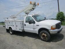 1999 Ford F-450XL Super Duty Miles Altec Bucket Boom Truck