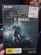 Sherlock Holmes - The Awakened - PC GAME - FAST POST