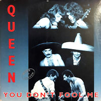 Queen ‎CD Single You Don't Fool Me - Europe (VG+/EX)