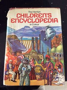 Vintage Hamlyn Childrens Encyclopedia