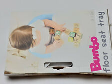 Bumbo Baby Feeding And Play Surface Seat Tray - White (Tray0101)