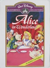 Alice in Wonderland Happy Meal 1995 McDonald's Toy in Box