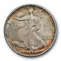 1919 50C Walking Liberty Half Dollar PCGS MS 64 Uncirculated Original
