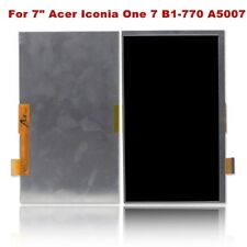 "LCD Display Screen Replacement For 7"" Acer Iconia One 7 B1-770 A5007 Repair Tool"