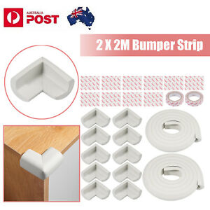 4M Corner Protector Soft Foam Baby Safety Cushion Table Desk Guard 10  Edge Kids