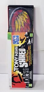 Tony Hawk Shred Xbox 360 With Wireless Board Controller - New In Box - UK Seller