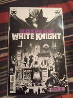 BATMAN WHITE KNIGHT 2 3RD PRINT VARIANT HTF NM Sold Out [DC Comics]