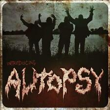Autopsy - Introducing Autopsy 2CD 2013 death metal compilation