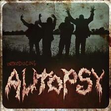 Autopsy - Introducing Autopsy 2CD 2013 death metal compilation
