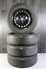 "15 "" Normal Tyre + VW Golf 5 V Touran 1T Caddy 1K + Summer Wheels Steel Rims"