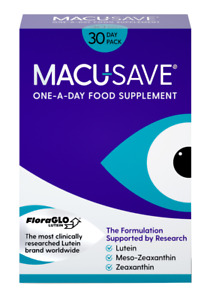 Macu-SAVE Food Supplement for Macular Health - 30 Capsules