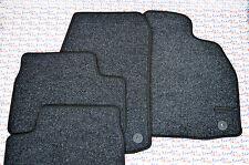 GENUINE Vauxhall ASTRA H - FULL SET CAR FLOOR / CARPET MAT / MATS - BLACK - NEW