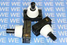 5Stück Druckschalter Lampenschalter Gewindelänge ca.7mm