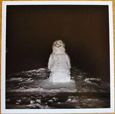 """ALEC SOTH 'Minneapolis, MN (Snowman at Night)' SIGNED Ltd. Ed. Photo 6"""" x 6"""" NEW"""