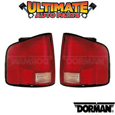 Tail Light Lamp (Left and Right Set) for 96-00 Isuzu Hombre