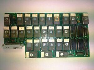 Siemens 6FX1 191-2AA00 SINUMERIK 8 MS810-A Memory Module, EPROM, 32 x 2532