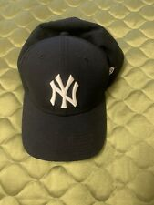 New York Yankees New Era MLB Team 39THIRTY Hat - Navy Genuine Merchandise Cap