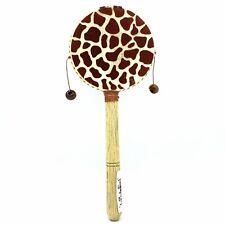 Giraffe Hand Drum - SP6005 - ✔100% Genuine ✔UK Seller