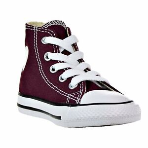 Converse Chuck Taylor All-Star Hi-Top Burgundy (TD)