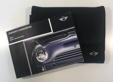 BMW MIN / CONVERTIBLE OWNERS PACK / HANDBOOK COMPLETE WITH WALLET 01~06 (2006)