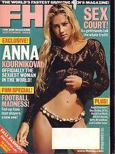 FHM Magazine September 2002 Anna Kournikova 072517nonjhe