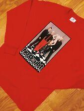 Vintage Og 00's 02' No Doubt Rock Steady Tour Long Sleeve T-Shirt Band Punk Rare