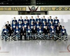 Toronto Mape Leafs 1961-62 Season 8x10 Photo