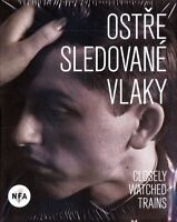 Closely Watched Trains / Ostre sledovane vlaky (1966) Remastered DVD / BLU-RAY