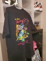 Vintsge Key West FANTASY FEST T-Shirt 1995 - Sz XL Single Stich Movies