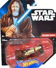 Disney Star Wars Hot Wheels Cars Mattel Die Cast Model - Mint On Card MORE ADDED