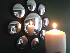 Festive convex mirror surround great Christmas gift
