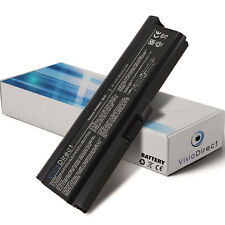 Batterie type PA3634U-1BAS PA3634U-1BRS PA3635U-1BAM PA3635U-1BAS 6600mAh 10.8V