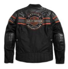 Harley Davidson Motorcycle Men's H-D® Triple Vent System™ Rutland Riding Jacket