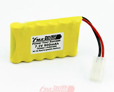 Ni-Cd AA 7.2V 900mAh Rechargeable Battery For Emergency light Toys w/KET 6SB U/R