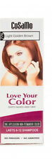 CoSaMo Love Your Color 776 Light Golden Brown (Compared to Loving Care)- 6 Pack
