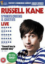 Russell Kane: Smokescreens and Castles Live [DVD]