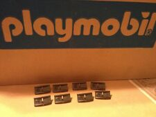 Playmobil RC 4020 Train Track Connector  Hinge Latch Plate Replacement Pieces 8