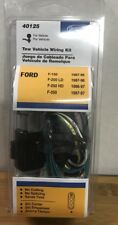 Hopkins 40125 Plug-In Simple Vehicle To Trailer Wiring Connector NEW Ford Truck