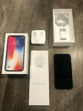 Apple iPhone X-256GB - Space Gray (Unlocked) A1865 (CDMA+GSM). Great Condition!!
