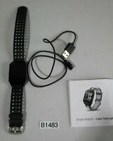 Smartwear Smartwatch 68302 schwarz (B1483-R53)
