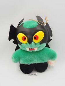 "DevilMan B0904 Nagai Go Banpresto 6"" Plush 1991 Stuffed Toy Doll Japan"