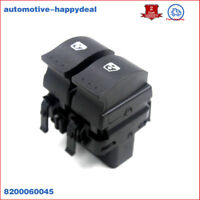FOR RENAULT CLIO II 2 ELECTRIC WINDOW CONTROL DOUBLE SWITCH BUTTON 8200060045